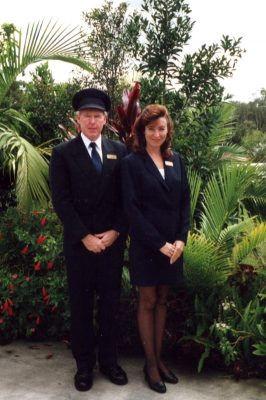 Glenda and Steve Harland