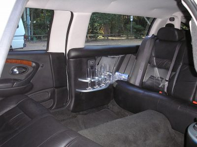 Stretch Limousine interior
