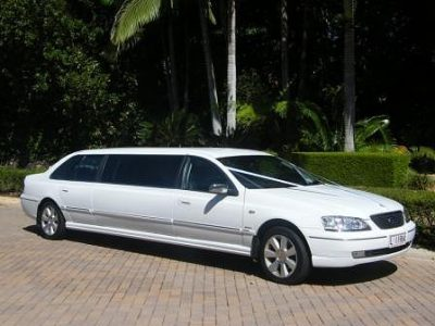 New Stretch Limousine