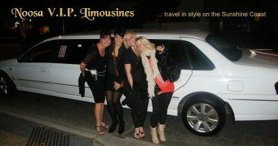 Noosa V.I.P. Limousines
