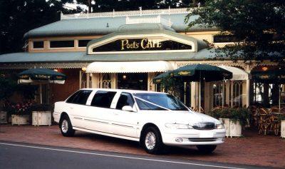 Noosa Wedding Limousine