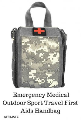 First Aid Handbag